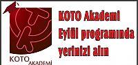 KOTO Akademi Eylül programında yerinizi alın