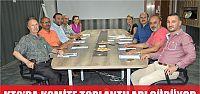KTO'da Komite Toplantıları Sürüyor