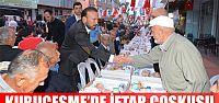 Kuruçeşme'de iftar coşkusu