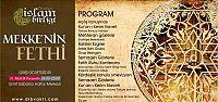 Mekke'nin Fethi İzmit'te  Kutlanacak