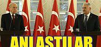 MHP ve AKP anlaştı