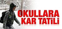 Okullar tatil!!!