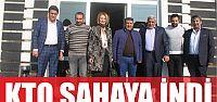 Otomotivciler KTO'dan Araç muayyene istasyonu istedi