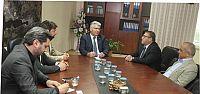 Özak ''Kentimiz büyük meydanlara kavuşuyor''