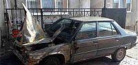 Park halin'deki araçlar kundaklandı