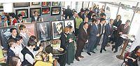 Sanat Galerisinde Güzel Sanatlar Sergisi