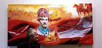 Sanat Galerisi'nde İzmti'in efeleri sergisi