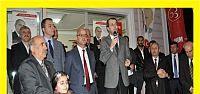 Serdar mahallesin'de  seçim ofisi açılışı