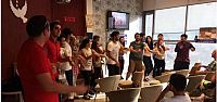 SPEAKİNG CAFE'DE HİNDİSTAN
