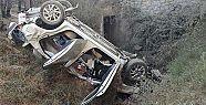 TEM'de ölümlü kaza