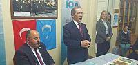 Türk Ocaklıların konuğu , Abdullatif Şener