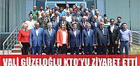 Vali Güzeloğlu KTO'da seminer verdi