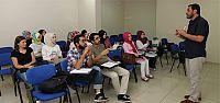Yabancı Dil Okulu'nda Arapça  eğitimi yazın da devam ediyor