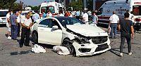 Zincirleme kaza : 6 yaralı