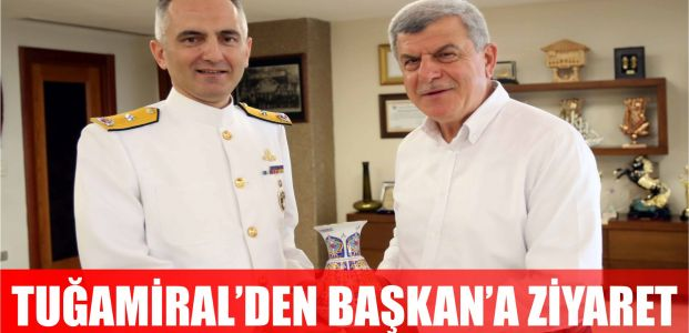 Tok'tan,  Başkan Karaosmanoğlu'na ziyaret