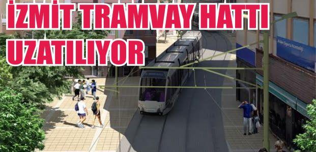 Tramvay hattının uzatılması için proje hazırlanacak