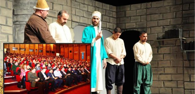 TÜGVA Kocaelin'in Ziyafet Sofrasına ilgi büyüktü