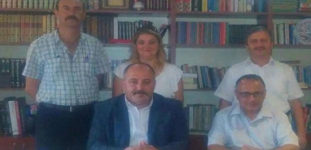 Türk Ocakları Kocaeli Şubesi basın açıklaması