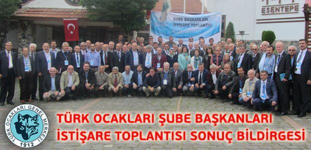 Türk Ocakları'ndan uyarı ve çözüm önerileri