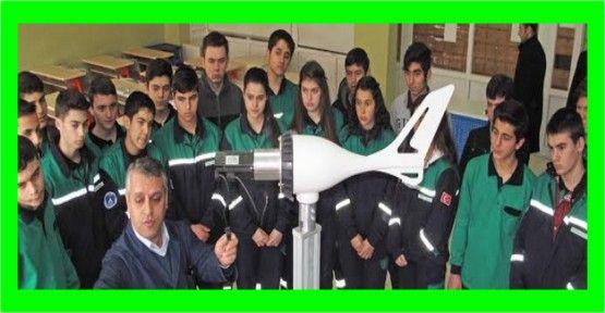 Türkiye'nin ilk yeşil enerji personeli Kocaeli'de yetişiyor