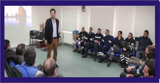 Ulaşım personeline teknik eğitim programı