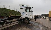 İşçi servisi kazası