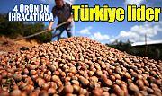 Bakan Pakdemirli; Türkiye üretimde zirvede