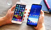 Samsung, veri indirme hızında iPhone'u solladı