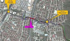 İlimtepe'nin çehresini değiştirecek yolda ilk adım atıldı