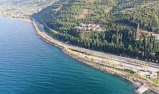 Altınkemer - Ulaşlı arası sahil düzenlemesine başlandı