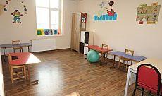Özel çocuklar için 'özel' okul