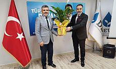"""Başkan Bozkurt'a,  """"Anadolu"""" desteği"""