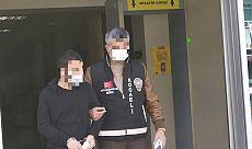 Cebir Tehdit Suçundan Aranan Şahıs Yakalandı