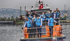 Marmara Denizine Oksijen Takviyesi Yapılacak