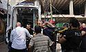 İzmit'te feci iş kazası