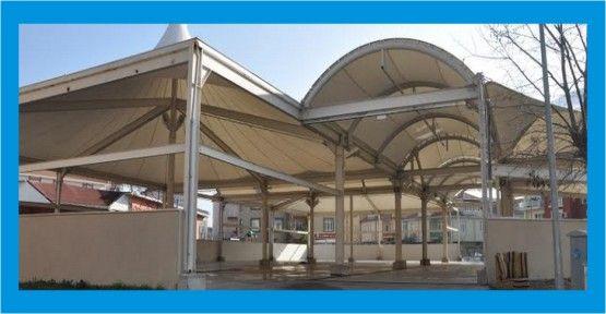 Yenişehir kapalı pazar açılıyor