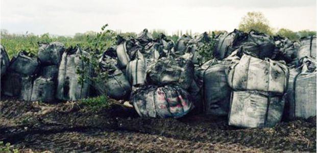 Zehirli atıklar Çayırova'da üretilmiş